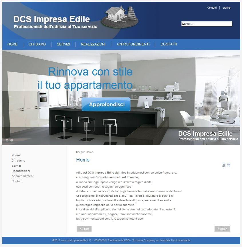 Servizi e soluzioni per aziende professionisti artigiani for Sito web di costruzione di case
