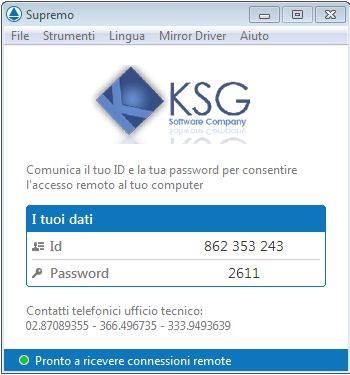 Nuovo software per l'assistenza clienti