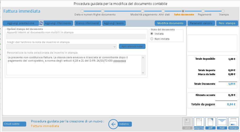 3_invio email da documento
