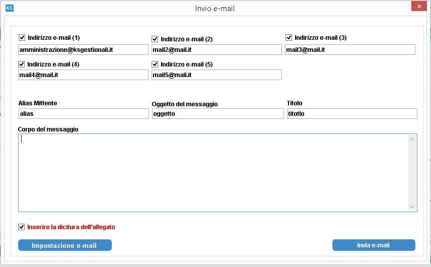 4_invio email