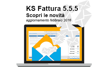 Aggiornamento KS Fattura 5.5.5