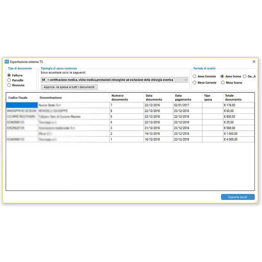 2-Esportazione-fatture---ricevute---parcelle---Sistema-TS-aggiornamento-ks-fattura-7-01